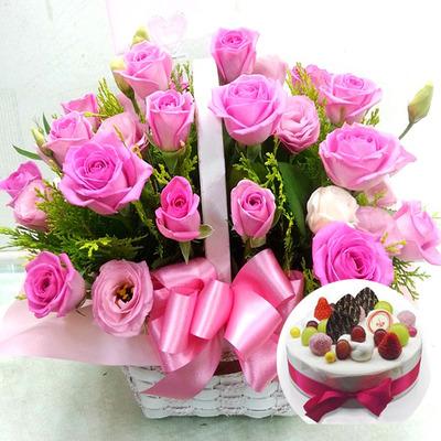 핑크빛내사랑 & 케익